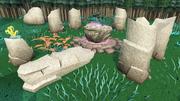 Cosmic Altar outside
