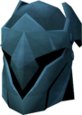 Rune full helm detail