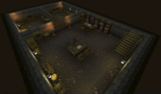 Varrock West Bank cellar