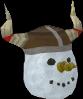 Barbarian snowman chathead