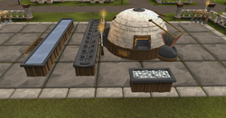 Furnace tier 2