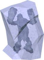 Ice block (father)
