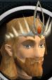 Sunbeam crown chathead