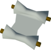 A magic scroll detail