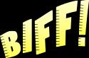 Biff hitsplat