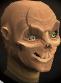 Ghoulish mask chathead
