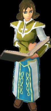 Chaplain Sarah