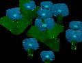 Bluebells built