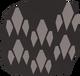 Black dragonhide detail