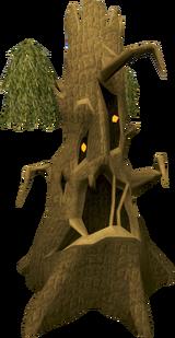 Evil willow tree