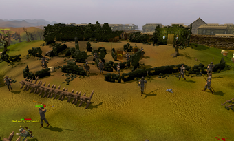 Khazard Battlefield