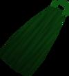 Fremennik cloak (green) detail