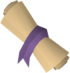 Mithril sword design detail