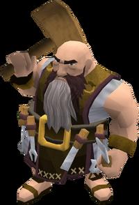 Dardar, een dwerg