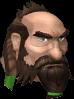 Mystic (dwarf) chathead