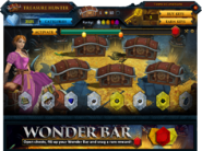 Treasure Hunter wonder bar