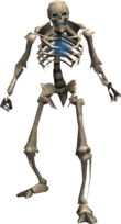 Skeleton (Lumbridge Catacombs)