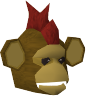 Monkey colonist chathead