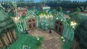 Zanaris marketplace entrance