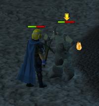 Fighting Arzinian Avatar