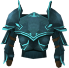 Rune platebody (t) detail