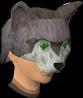Cat mask chathead