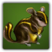 Golden Chinchompa Solomon icon