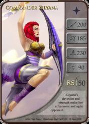 Duels - Commander Zilyana