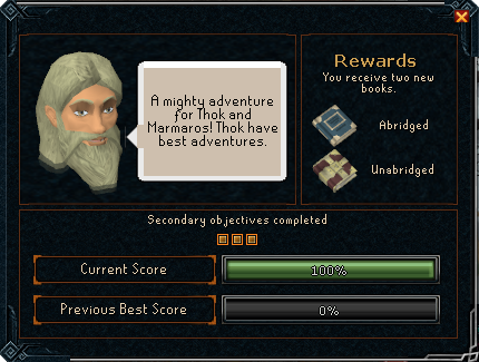 Thok Your Block Off reward