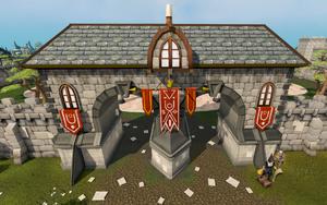 Grand Exchange entrance
