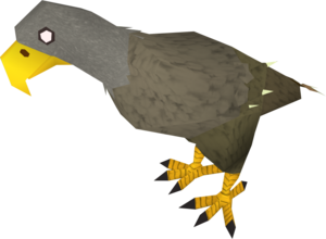 Karamjan Jungle eagle