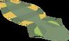 Snake hide (swamp) detail