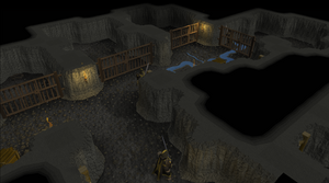 Kinshra Catacombs prison