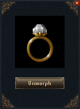 Ring of Stone interface