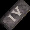 Steel ingot IV detail