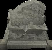 Yorick's grave