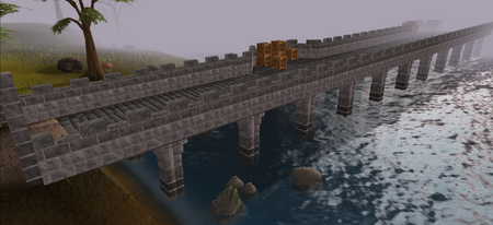 Tower bridge old