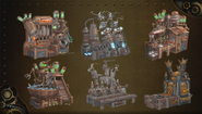 RuneFest 2015 - Invention portable workstations