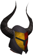 Black helm (h5) chathead