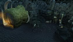 Nardok's Bone Weapons