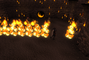 Avoiding the fire wall