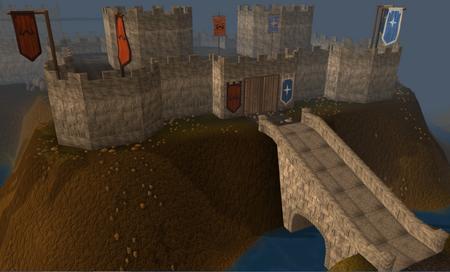 Castle Wars old