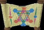 Alchemical chart detail