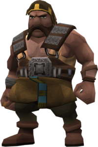 Dwarf (Death to the Dorgeshuun)