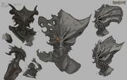 Elder god concept art