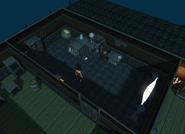 Ernest crime scene