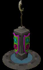 Basic magic pillar