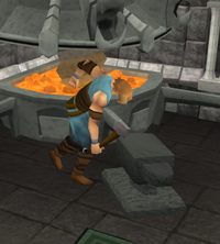 Smithing (Dungeoneering)