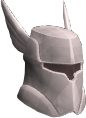 White full helm chathead