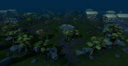Lumbridge Crater